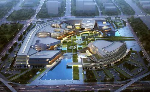 武汉东西湖文化中心